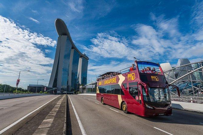 Big Bus Singapore Hop-On Hop-Off Tour