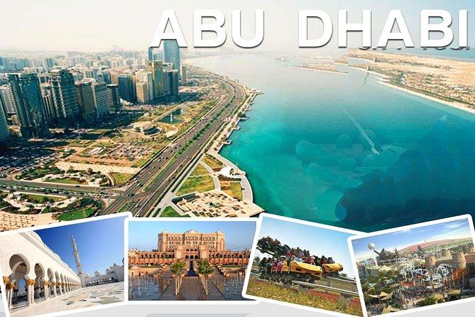 Private Abu Dhabi City Tour From Dubai