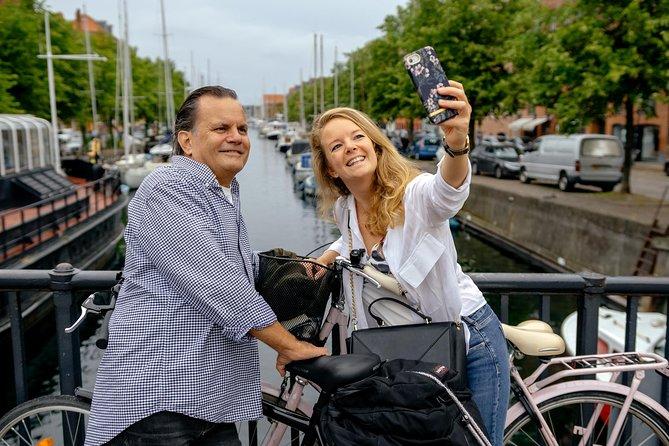 Copenhagen Private Bike Tour with a Local