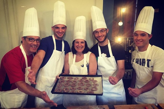 Private Walking Tour of Rome and a Cooking Class
