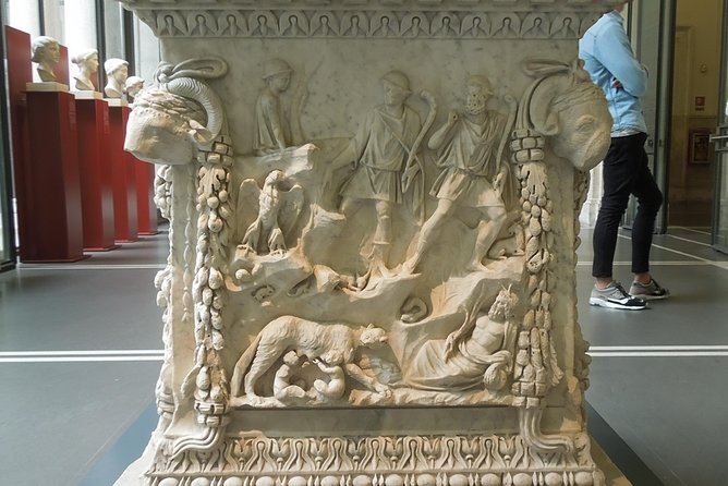 Skip the Line: National Roman Museum and Diocletian Thermal Baths Walking Tour