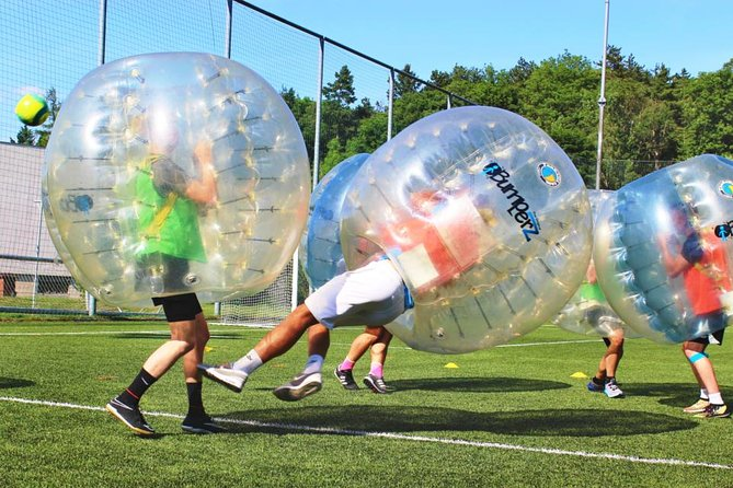 Crazy Bubbles - Bubble Football & Other Activities