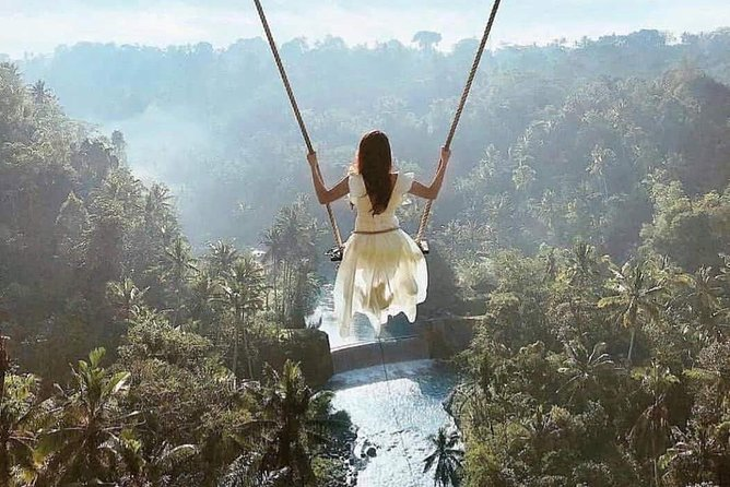 Amazing Bali Swing and Kintamani Volcano Tour