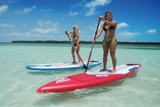 Paddleboard Rental with Instruction from Miami Beach Paddleboard