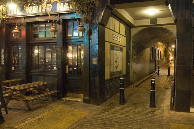 The Jack The Ripper Walking Tour in London