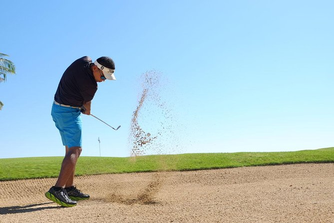 Sira Beach Lombok Golfing