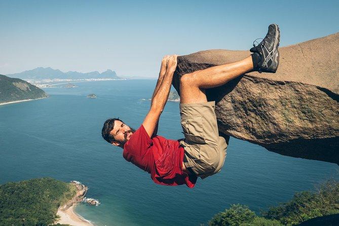 Rio Fresh Combo: Pedra do Telégrafo + Wild Beaches