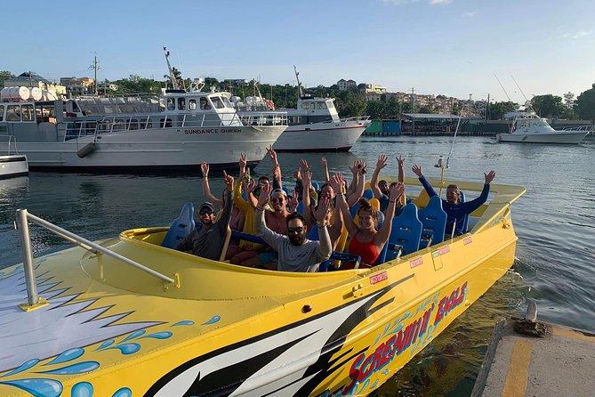 VI Jet Boat Tours