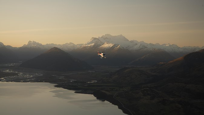 Middle-Earth Queenstown Helicopter Tour