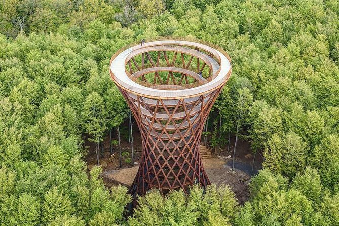 Copenhagen to Forest Tower Tour-World's Greatest Places to Visit -TIME Magazine