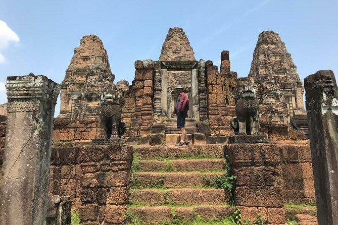 Private 03 Day Tour- Fully experienced Trip to Ancient Temples