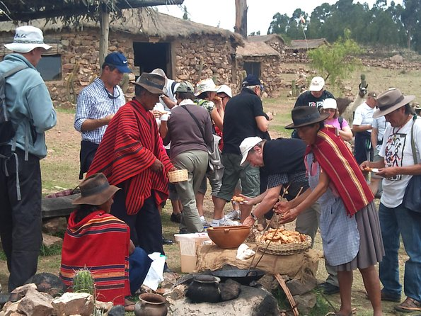JATUN YAMPARA - Agro-artisan Indigenous Nucleus -Full Day Tours + Lunch