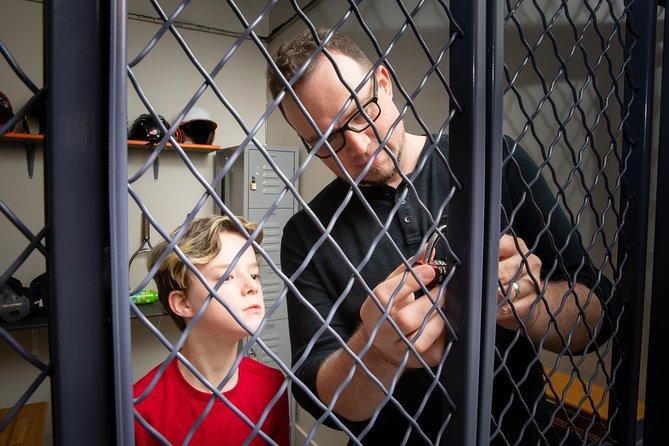 "Chattanooga ""Locker Room Lockdown: Mascot Rescue"" Escape Room Admission Ticket"