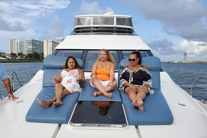 Private Yacht Cruise through Fort Lauderdale