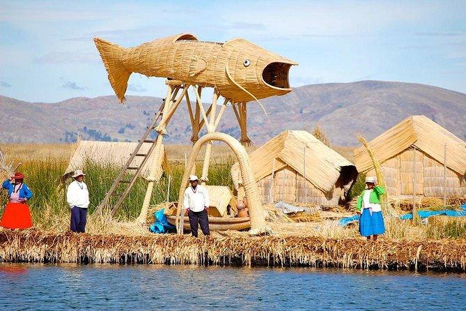 Lake Titicaca Half Day (Uros)