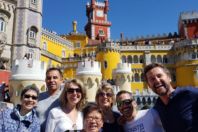 Sintra - Cascais Tour