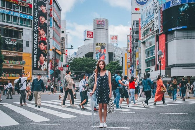 Travel Tokyo with Your Own Personal Photographer