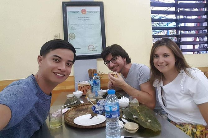 Half-Day Guided Street Food Walking Tour at Hue