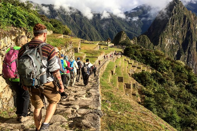 4-day trek to Machu Picchu by Inca Trail