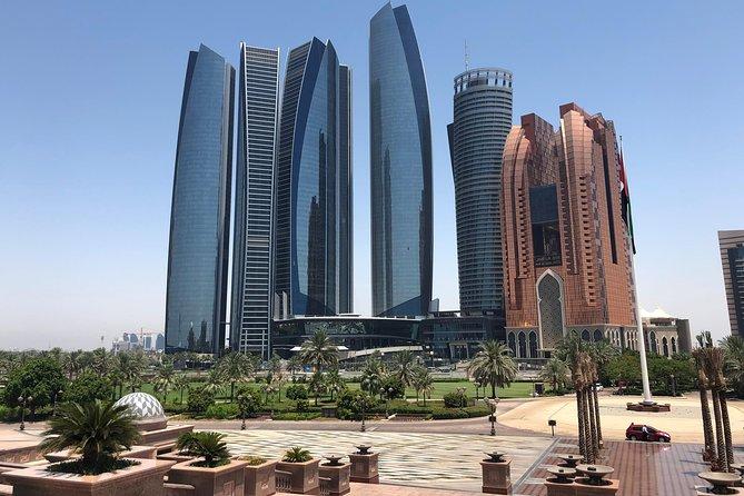 Full-Day Abu Dhabi City Tour from Abu Dhabi