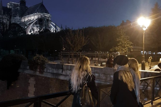 The Darkest Secrets of Paris