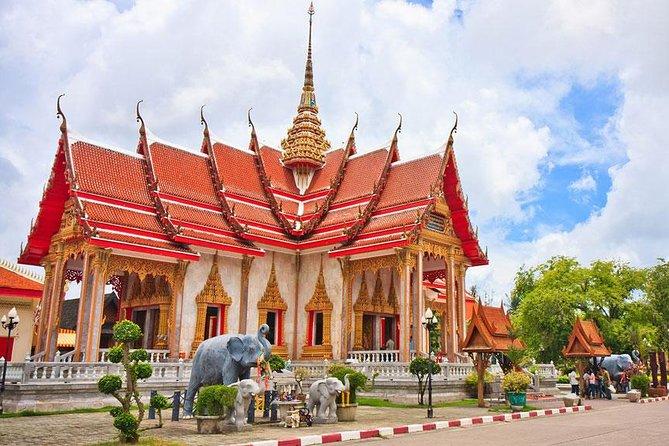 Half Day Colourful Phuket City Tour