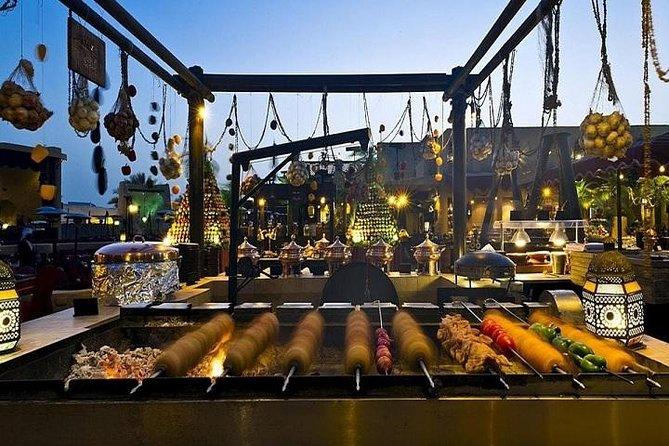 Arabian Desert Safari Experience With Bab Al Shams Dinner at Al Hadheerah