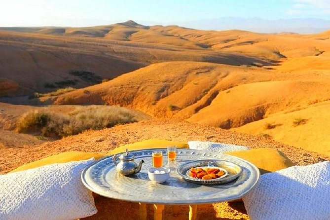 Private Full-Day Tour of the Atlas Mountains with Lunch