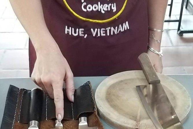 Hue Vegetarian Cooking Class