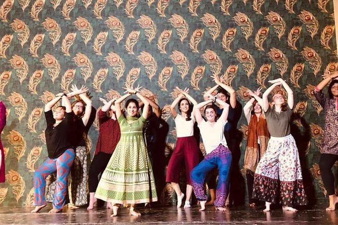 Learn Bollywood dancing in half a day with pick up and drop