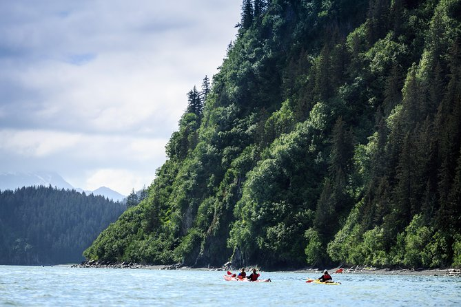 Tonsina Point Kayak and Exploration
