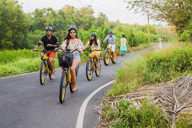 Pedal and Taste Food in Panaji, Goa - A Guided Tour