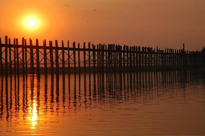 Full day Adventure Trip to Amarapura, Sagaing & Ava