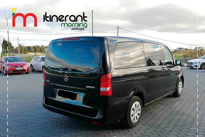 Private Transfer From / To Lisbon Airport x Peniche