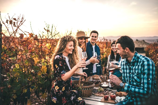Napa and Sonoma Wine Country Full-Day Tour from San Francisco