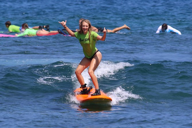 Surf with the Pros