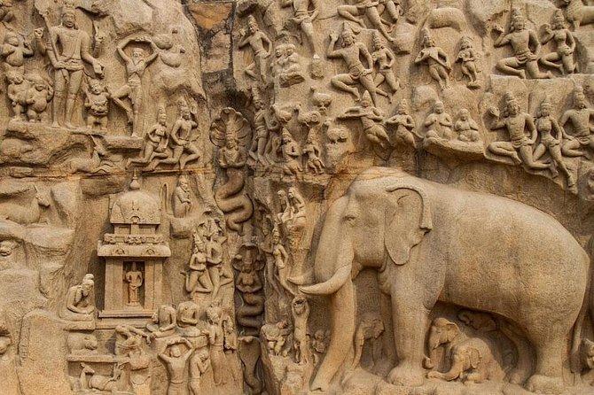 An extraordinary - UNESCO Monuments Tour to Mahabalipuram from Chennai