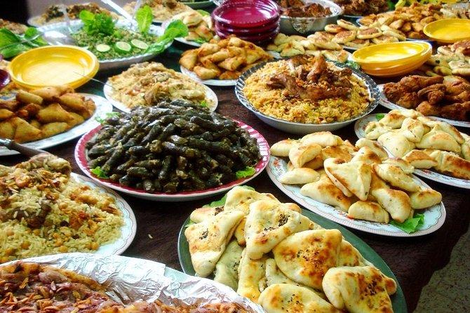 Cairo Food Tour Marriott