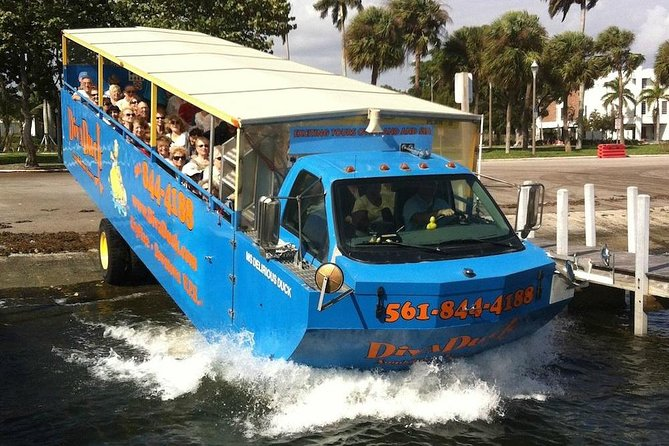 Land and Lagoon Narrated Musical Tour of Palm Beach