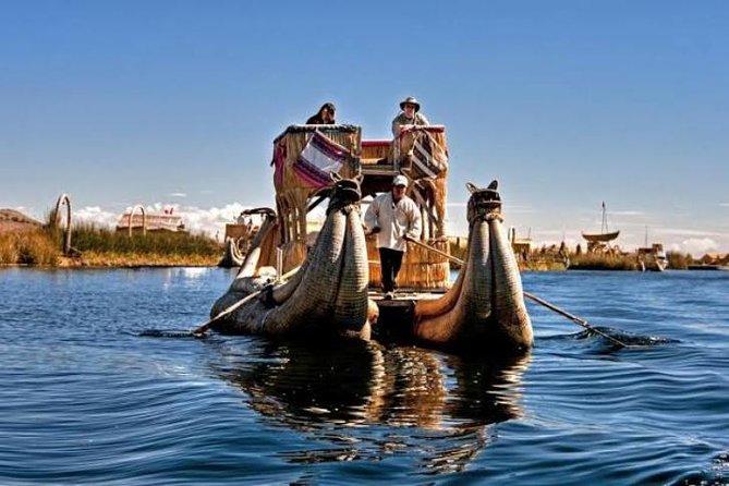 Titicaca Lake 2 Day 1 Night from Cusco to Puno