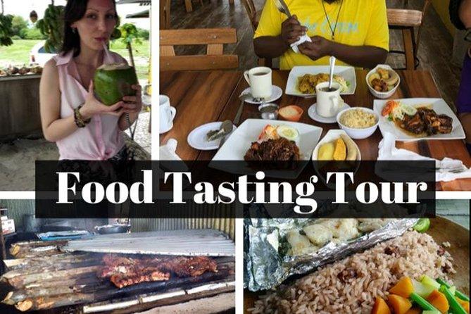 Food Tasting Tour of Local Jamaican Cuisine