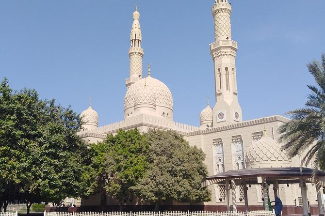 Private Tour From Ras Al Khaima Hotels : Dubai 10 Hours with Professional Driver
