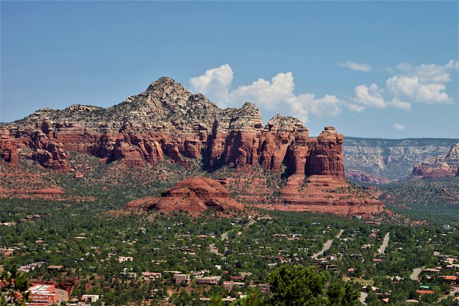 Private Highlights of Sedona Jeep Tour
