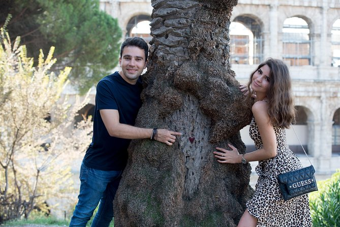 Best couple photoshoot in Rome