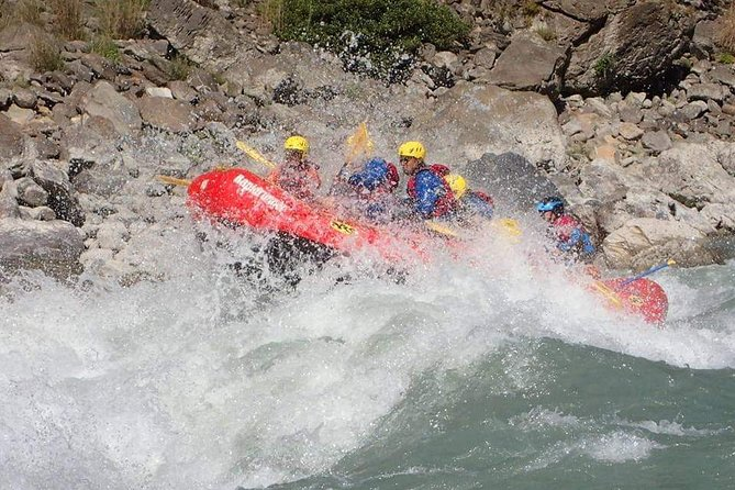 3 Days Adventures Kali Gandaki River Rafting From Pokhara