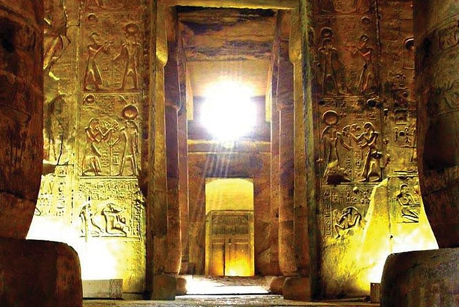 Tour to Dendera and Abydos Temples