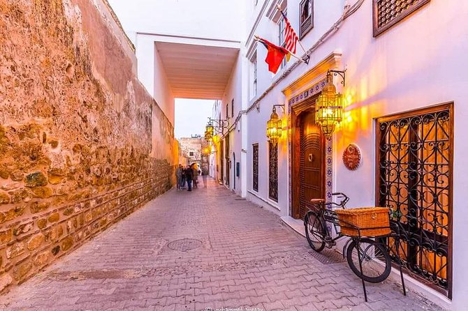 Privat Tangier Full Day Tour / All included