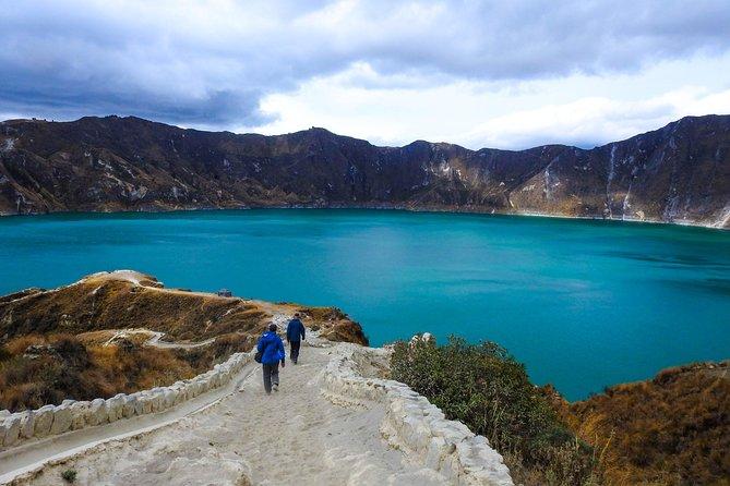 4-Day Magic Tour Cuenca, Alausi town, Baños, Quilotoa, Cotopaxi and Quito