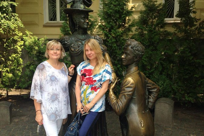 Kyiv Old Town Private Walking Tour