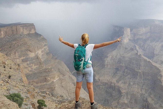 Jebel Shams Day Trip: The Grand Canyon of Oman